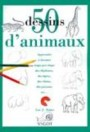 50 dessins d'animaux